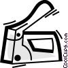 Staple Guns Vector Clipart illustration