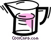Measuring Cups Vector Clip Art picture