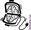 Waffle Irons Vector Clipart picture