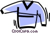 Vector Clip Art graphic  of a Sweaters