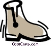 Vector Clipart graphic  of a Boots