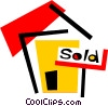 Real Estate Vector Clip Art image