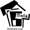 Real Estate Vector Clipart picture