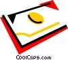 Vector Clip Art graphic  of a Checks