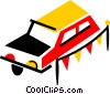 Family Cars Vector Clipart picture