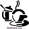 Pots and Pans Vector Clipart picture