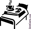 Beds Vector Clipart picture
