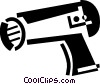 Vector Clipart illustration  of a Hair Dryers or Blow Dryers