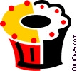 Muffins Vector Clip Art picture