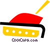 Vector Clip Art graphic  of a Cables