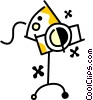 Cameras Vector Clipart illustration