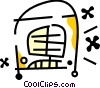 Radios Vector Clipart picture
