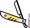 Vector Clipart illustration  of a Razors