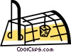 Mousetrap Vector Clipart illustration