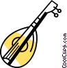 Vector Clipart graphic  of a Oud