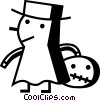 Costumes Vector Clipart illustration