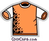 Vector Clipart illustration  of a Shirts