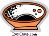 Sieves and Sifters Vector Clip Art graphic