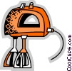 Vector Clipart image  of a Mixers