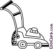 Lawnmowers Vector Clipart picture