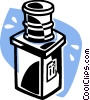 water cooler Vector Clipart image