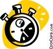 stopwatch Vector Clip Art picture