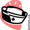 Nurses Vector Clip Art graphic