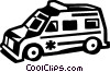 Ambulance Vector Clipart image