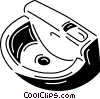 Sinks Vector Clipart illustration