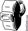 Vector Clipart graphic  of a Welders