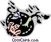 Floods Vector Clip Art picture
