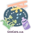 Pest Control Vector Clipart picture