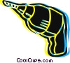 Vector Clipart image  of a Drills