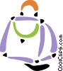 Handbags Purses Vector Clipart graphic