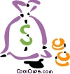 Vector Clip Art graphic  of a Business
