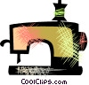 Vector Clip Art image  of a Business
