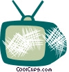 Vector Clip Art image  of a Entertainment
