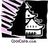 Structures Vector Clip Art graphic
