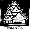 Vector Clipart image  of a Structures