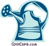 Watering Cans Vector Clip Art picture