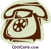 Vector Clipart image  of a Technology