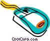 Vector Clip Art graphic  of a Mouse