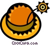 Hats Vector Clipart illustration