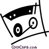 Cassette Tapes Vector Clip Art picture