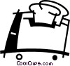 Toasters Vector Clipart image