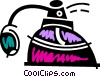 Vector Clipart illustration  of a Perfume and Cologne