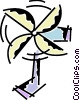 Electric Fan Vector Clip Art graphic