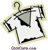 Shirts Vector Clipart graphic