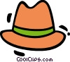 Vector Clipart image  of a Hats