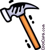 Hammers Vector Clipart graphic